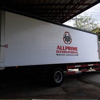 allprime truck cover